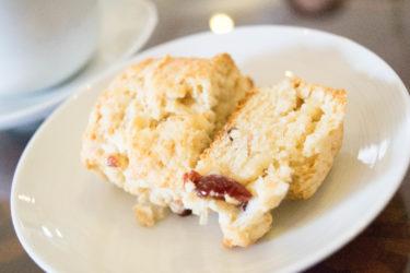 【紅茶専門店 ルベール】スコーンやパンも充実の紅茶専門店