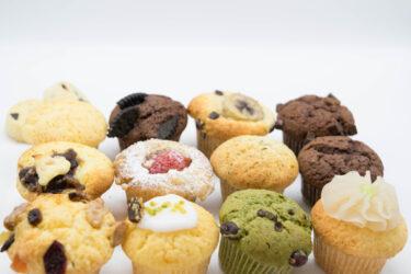 【muffins】大分中心部のマフィン専門店