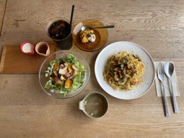 【cafe juno】下郡にあるからだに優しいランチを頂ける癒しのカフェ